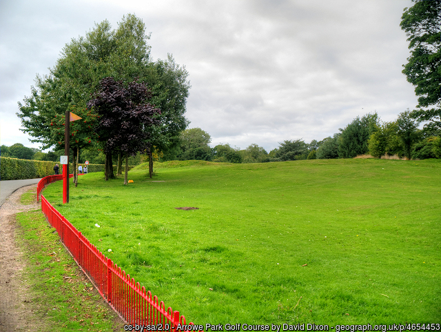 Arrowe Park Golf Course
