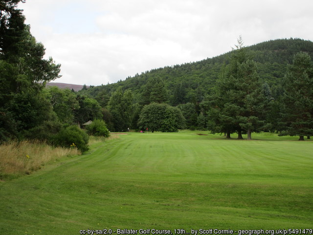 Ballater Golf Course