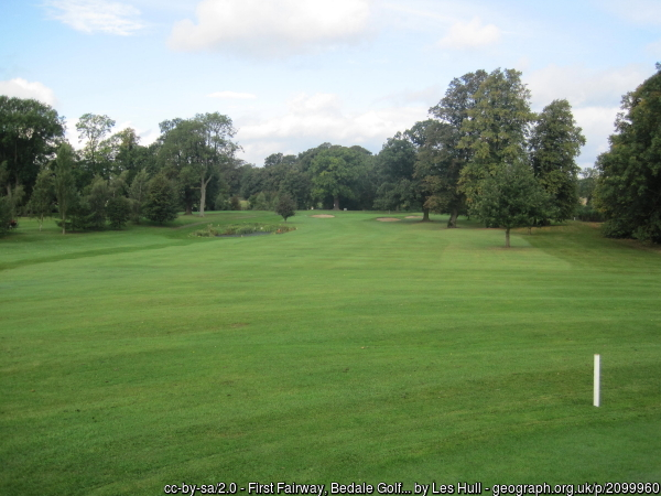 Bedale Golf Course