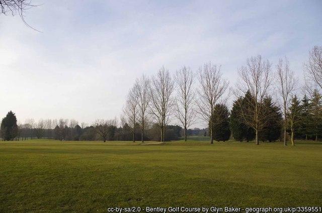 Bentley Golf Course