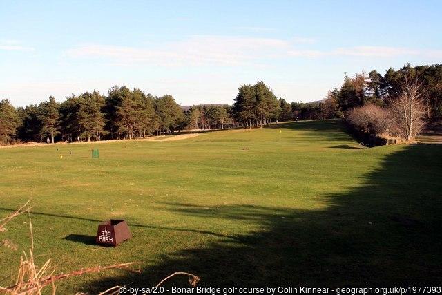Bonar Bridge Golf Club