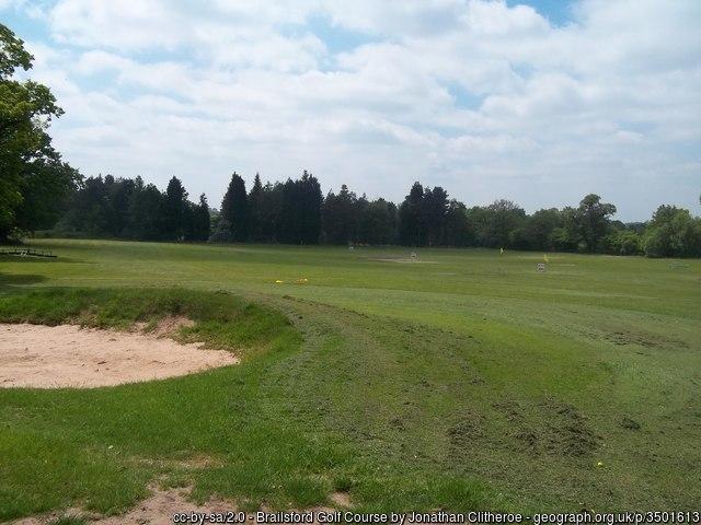 Brailsford Golf Club