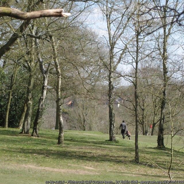 Bromsgrove Golf Course