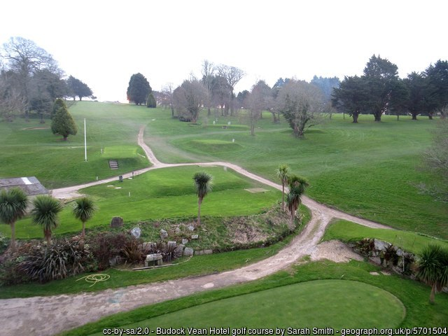 Budock Vean Golf Course