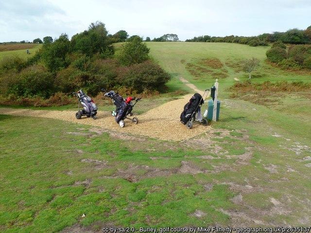 Burley Golf Course