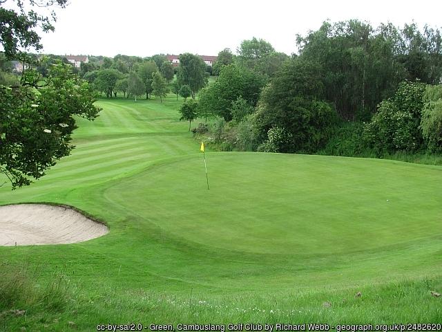 Cambuslang Golf Course