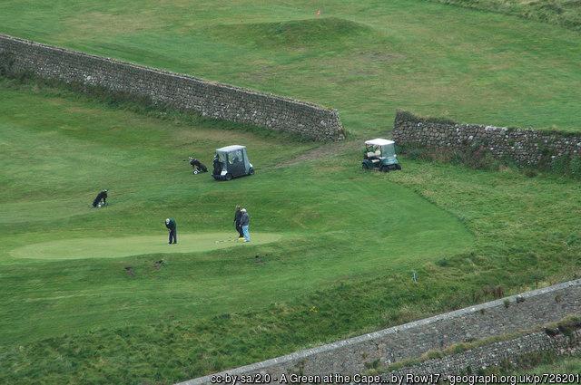 Cape Cornwall Golf Course