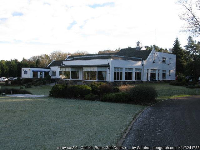 Cathkin Braes Golf Course