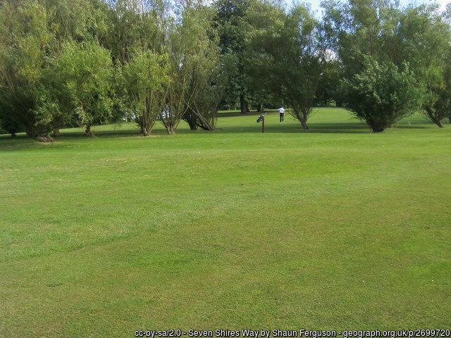 Cherwell Edge Golf Course