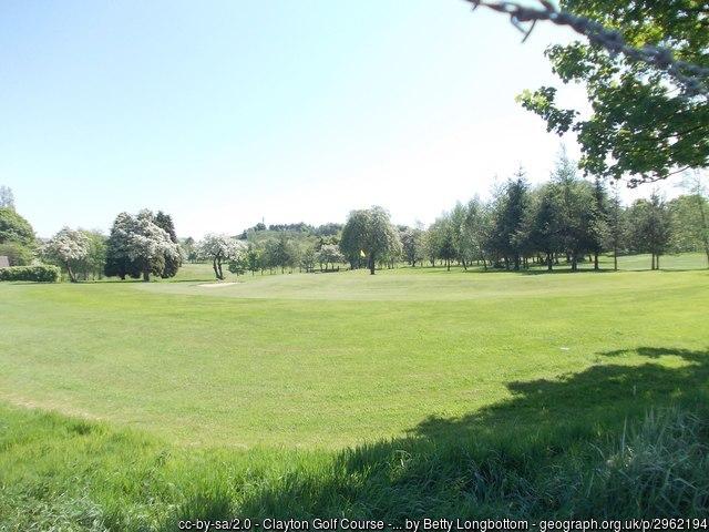 Clayton Golf Course