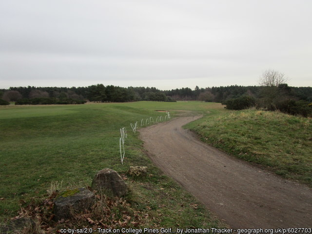 College Pines Golf Course