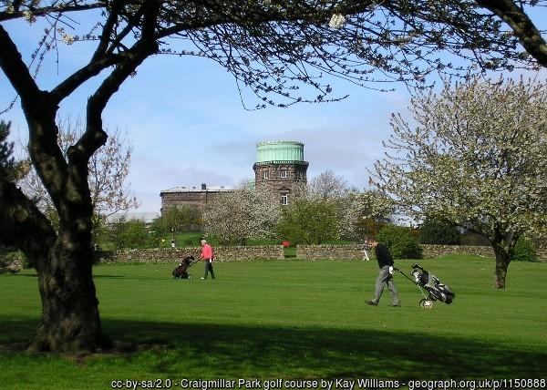 Craigmillar Park Golf Course