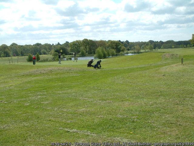 Crane Valley Golf Course