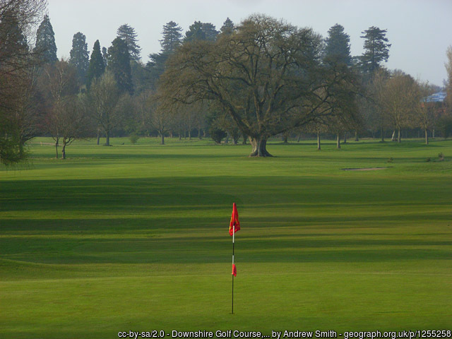 Downshire Golf Course