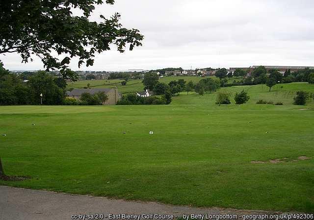 East Bierley Golf Club