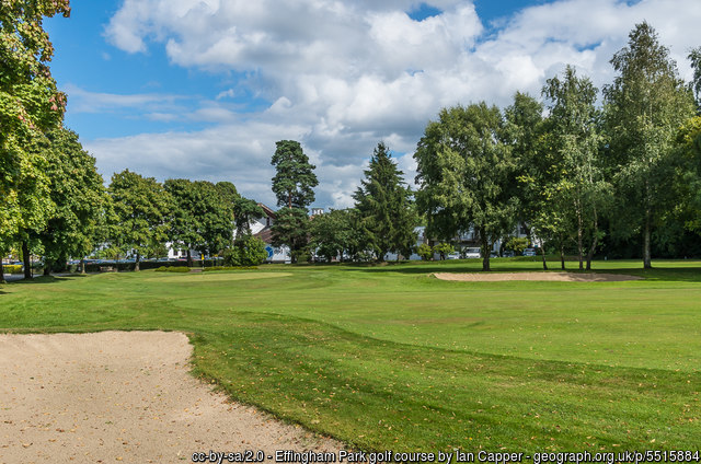 Effingham Park Golf Club