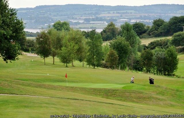 Exminster Golf Centre