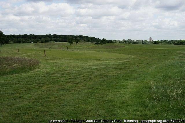 Farleigh Court Golf Club