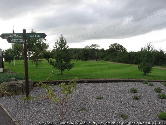 Farrington Golf Course