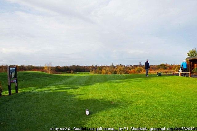 Gaudet Luce Golf Course