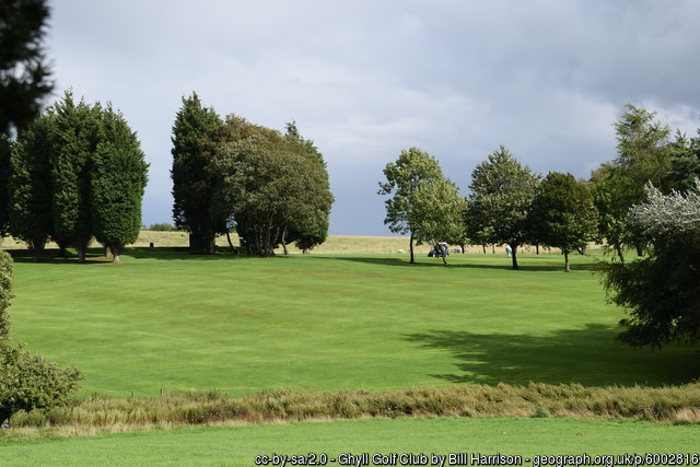 Ghyll Golf Course