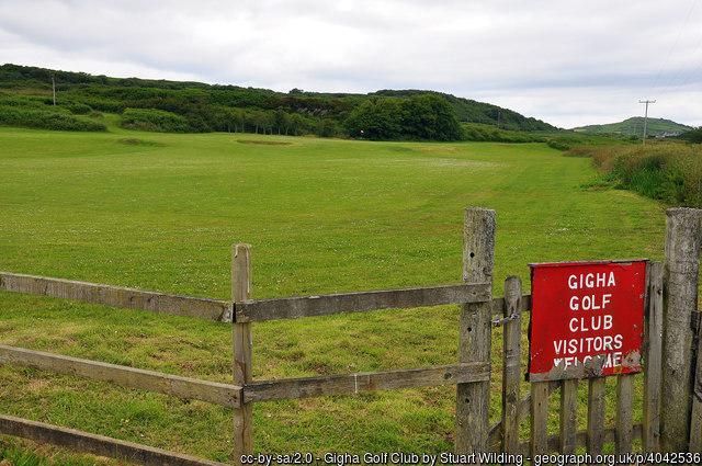Gigha Golf Club