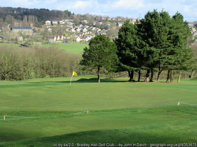 Halifax Bradley Hall Golf Club