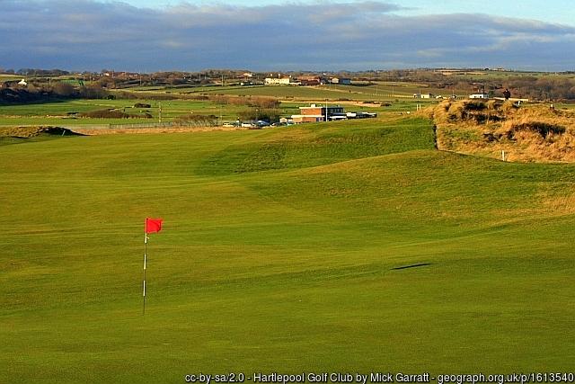 Hartlepool Golf Course