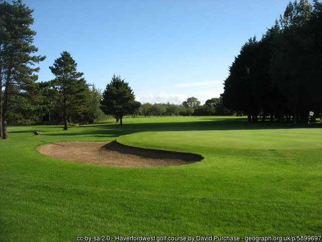Haverfordwest Golf Course