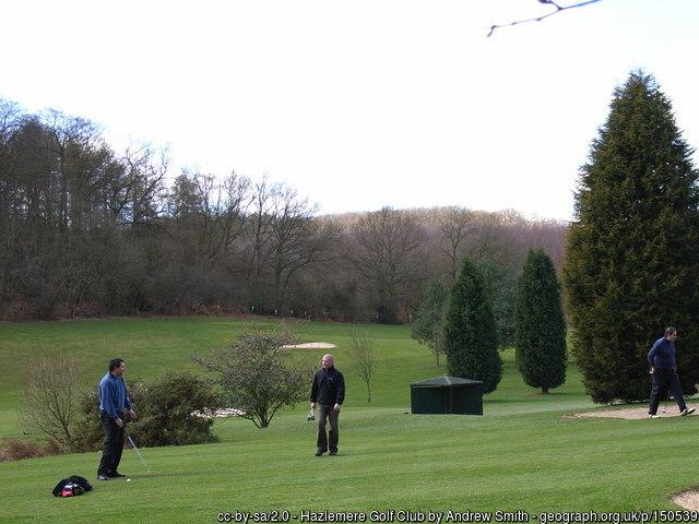 Hazlemere Golf Course