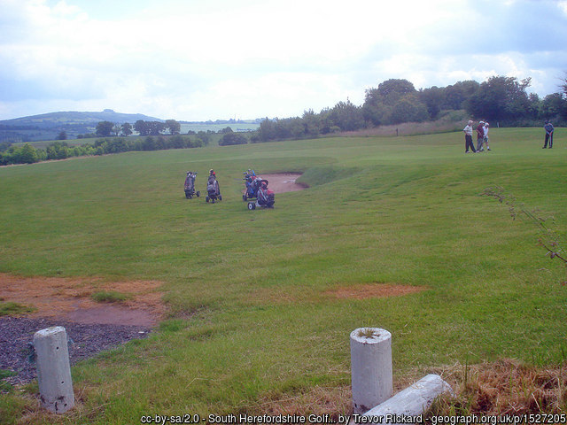 Herefordshire Golf Course