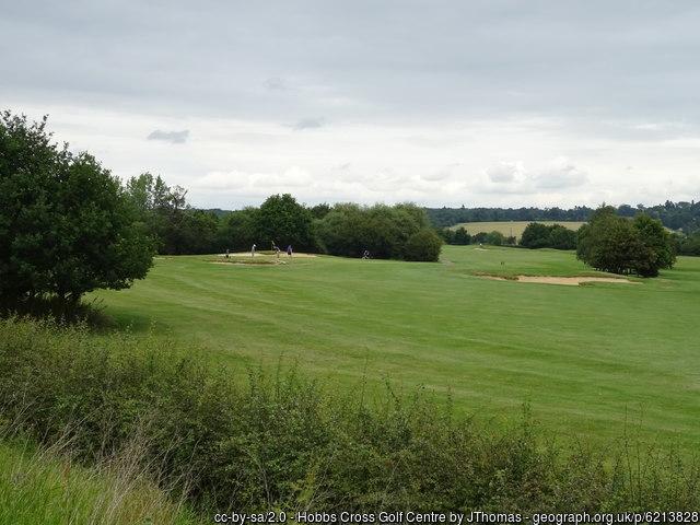 Hobbs Cross Golf Centre