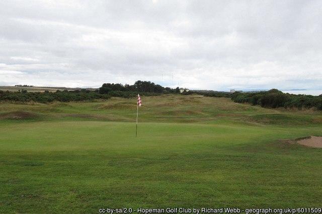 Hopeman Golf Course