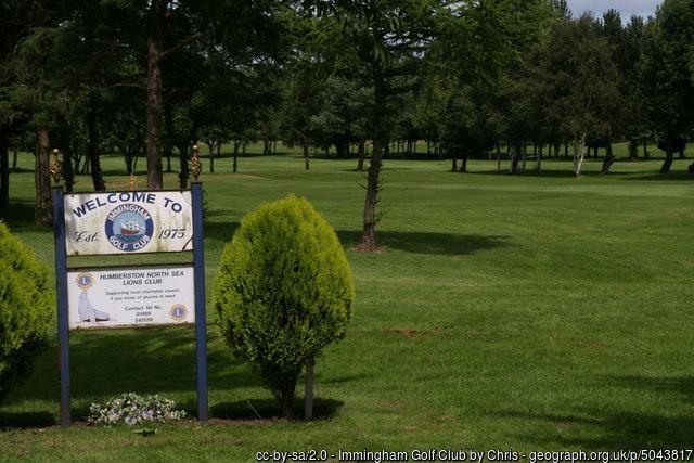 Immingham Golf Course