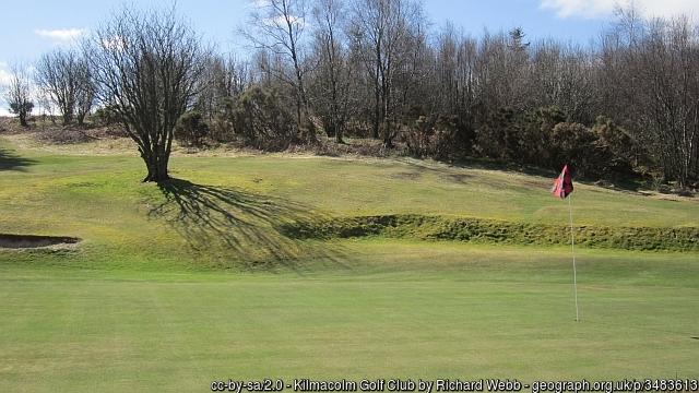 Kilmacolm Golf Course