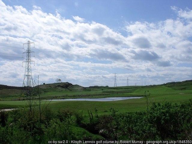 Kilsyth Lennox Golf Course