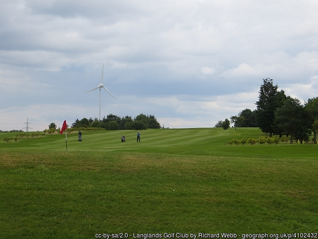 Langlands Golf Club