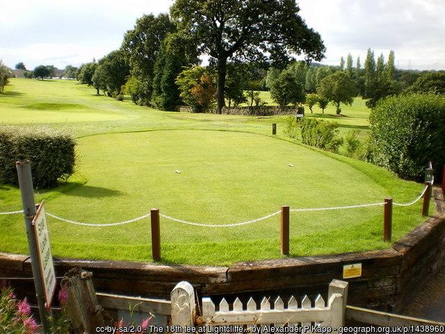 Lightcliffe Golf Course