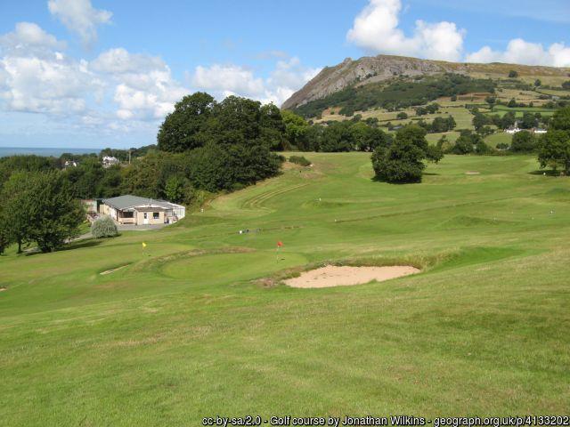 Llanfairfechan Golf Course