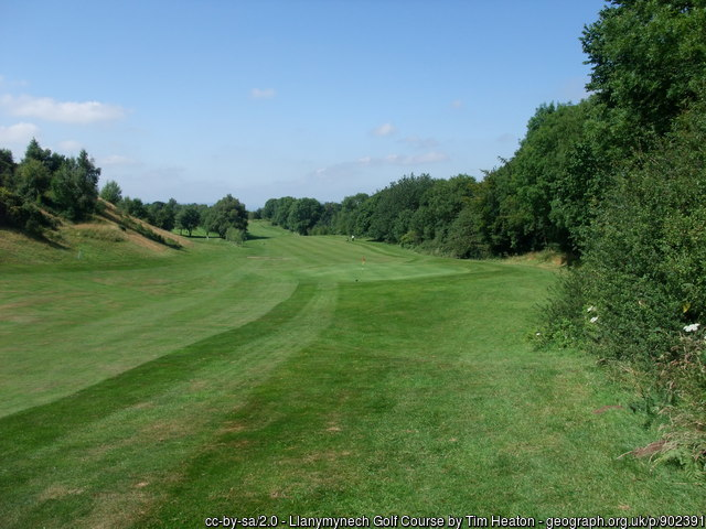 Llanymynech Golf Course