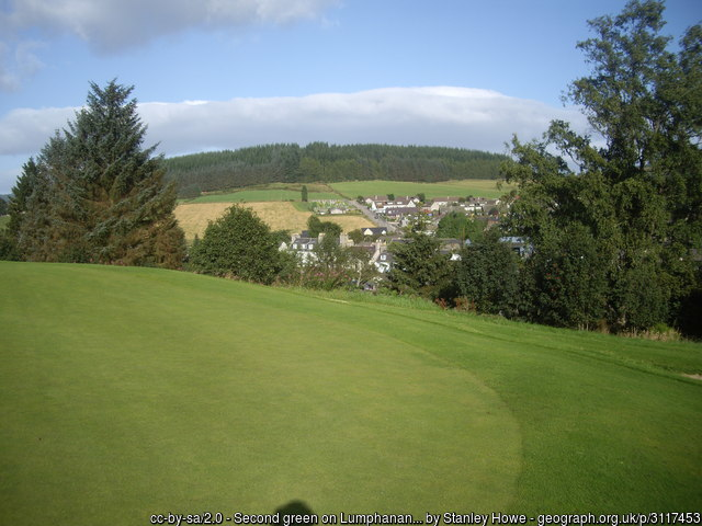 Lumphanan Golf Course