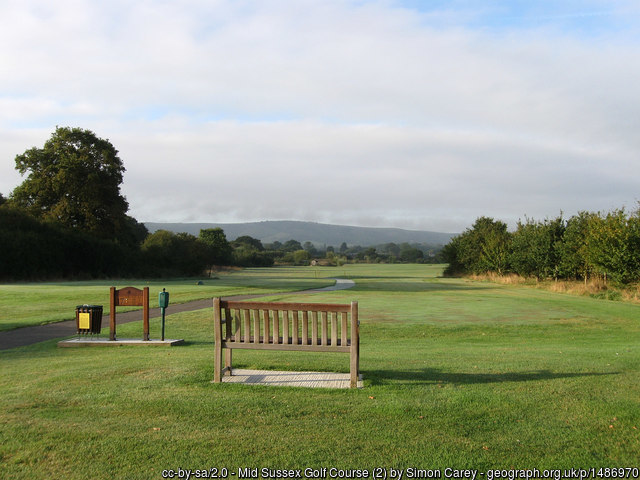 Mid Sussex Golf Course