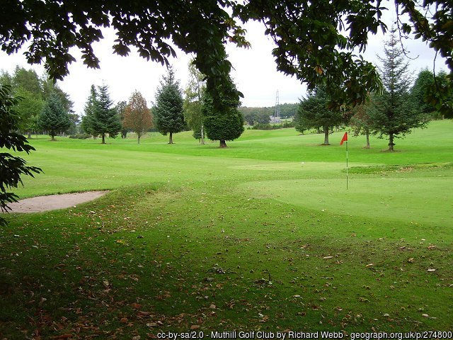 Muthill Golf Course