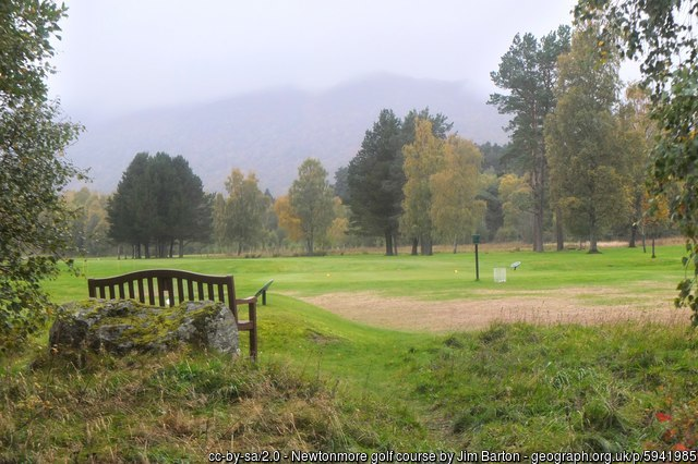 Newtonmore Golf Course