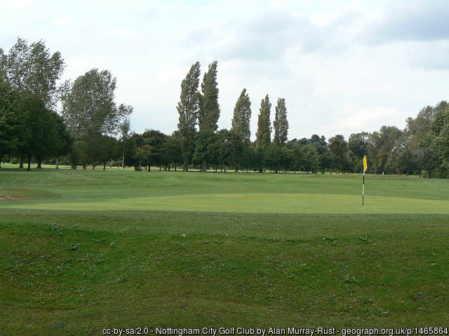 Nottingham City Golf Club