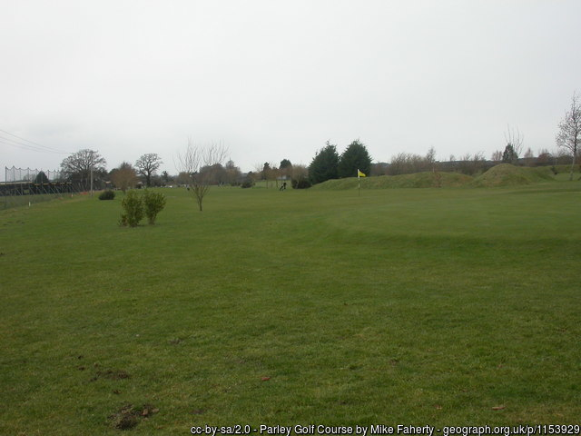 Parley Court Golf Course