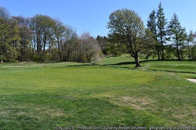 Pitreavie Golf Course