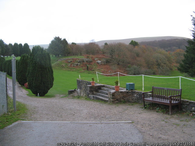 Pontnewydd Golf Course