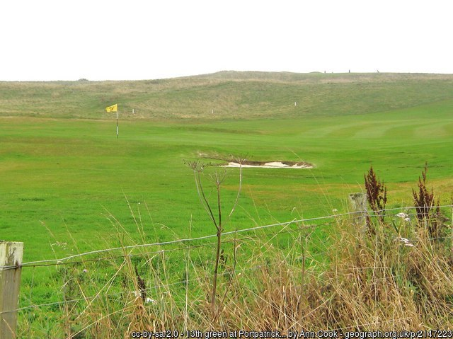 Portpatrick Golf Course