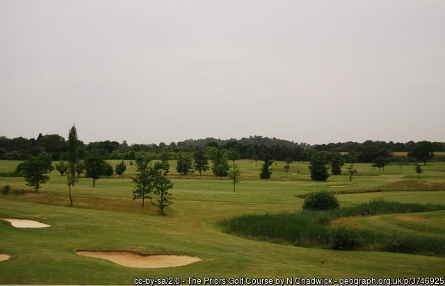 Priors Hall Golf Course